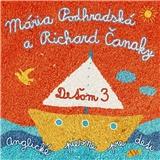 Podhradská & Čanaky - Deťom 3 - Anglické piesne pre deti (Reedícia)
