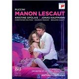 Jonas Kaufmann, Kristine Opolais - Puccini - Manon Lescaut DVD (The Royal Opera)