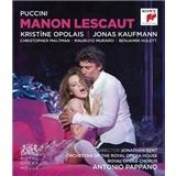 Jonas Kaufmann, Kristine Opolais - Puccini - Manon Lescaut BD (The Royal Opera)