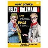 Felix Holzmann - Nové scénky Felixe Holzmanna aneb včera, dnes a zítra DVD