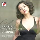 Khatia Buniatishvili, Paavo Jarvi, Orchestre de Paris - Chopin