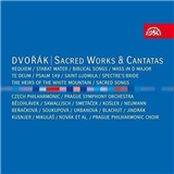 Prague Philharmonic Choir, The Czech Philharmonic Orchestra, The Prague Symphony Orchestra - Dvořák - Sacred Works & Cantatas