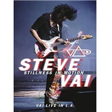 Steve Vai - Stillness In Motion - Vai Live In L.A. DVD
