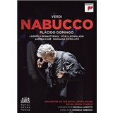 Placido Domingo - Verdi - Nabucco DVD (Royal Opera House)