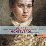 John Eliot Gardiner, The Monteverdi Choir - Purcell, Monteverdi - England, My England