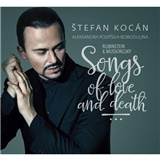 Štefan Kocán, Aleksandra Pospíšila-Borodulina - Songs Of Love And Death
