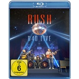 Rush - R40 Live (Special BRD Edition)