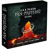 Aleš Procházka - Tolkien - Pán prstenů Trilogie (audiokniha)