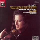 Itzhak Perlman, Israel Philharmonic Orchestra - Bach - Violin Concertos in D Minor & G Minor