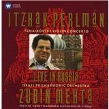 Itzhak Perlman, Israel Philharmonic Orchestra, Zubin Mehta - Live in Russia