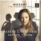 Sabine Devieilhe, Raphaël Pichon, Pygmalion - Mozart - The Weber Sisters