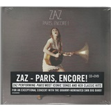 ZAZ - Paris, Encore! (Deluxe CD+DVD Edition)