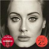 Adele - 25 (Deluxe edition) + 3 bonus tracks