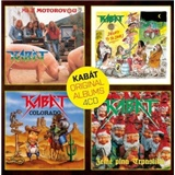 Kabát - Original albums Vol.1 (4CD)