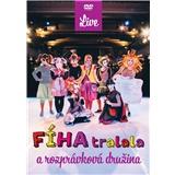 Fíha tralala - Rozprávková družina (Live DVD)