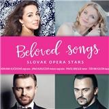 Adriana Kučerová, Jana Kurucová, Pavel Bršlík, Štefan Kocán - Beloved songs / Slovak Opera Stars