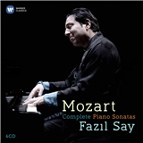 Fazil Say, Mozart - Complete piano sonatas Mozart, W. A.  (6CD)