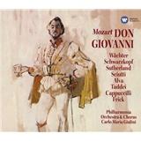 Carlo Maria Giulini , E. Schwarzkopf, E. Wächter, Wolfgang Amadeus Mozart - Don Giovanni (Limited Deluxe Edition)