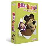 VAR - Máša a Medveď - kompletná 1. séria (4DVD)