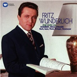 Fritz Wunderlich, Franz Schubert, Hugo Wolf, Richard Strauss - Lieder