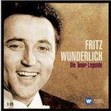 Fritz Wunderlich, Mozart, Händel, Massente, Lehar - Die Tenor-Legende (3CD)