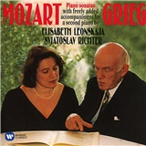 Leonskaja Elisabeth, Sviatoslav Richter - Piano Sonatas