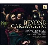 Les Arts Florissants, Christie - Beyond Caravaggio -  Monteverdi Vespro (2CD)