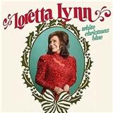 Loretta Lynn - White Christmas Blue (Vinyl)