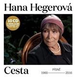 Hana Hegerová - Cesta (10CD)