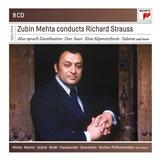 Zubin Mehta - Zubin Mehta Conducts Richard Strauss (8CD)