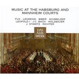 Nikolaus Harnoncourt, CMW, C.B. Bach, Stamitz, Schmelzer, - Music At The Habsburg And Mannheim Courts (4CD)