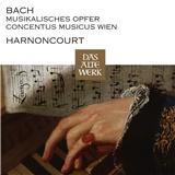 Nikolaus Harnoncourt - Musikalisches Opfer - Bach