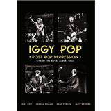 Iggy Pop - Post Pop Depression Live At Royal Albert Hall (DVD)