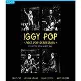 Iggy Pop - Post Pop Depression Live At Royal Albert Hall (Bluray)