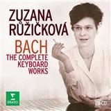 Zuzana Růžičková - Bach: The complete keyboard works (20CD)