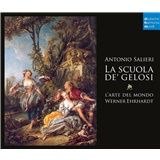 L'Arte Del Mondo - La Scuola De' Gelosi (3CD)