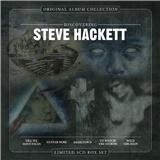 Steve Hackett - Original Album Collection: Discovering Steve Hackett (Limited 5CD Edition)