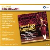 N. Harnoncourt, T. Hampson, E. Gruberova, - Mozart: Don Giovanni (3CD)