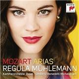 Regula Mühlemann, Regula Mühlemann , Wolfgang Amadeus Mozart - Mozart Arias