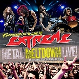 Extreme - Pornograffitti Live 25/Metal Meltdown (3x Bluray)