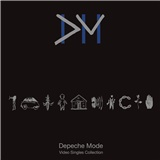 Depeche Mode - Video Singles Collection/ Newly restored versions of music videos (3DVD)