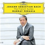 Murray Perahia - The French Suites  - complete Johann Sebastian Bach(2CD)