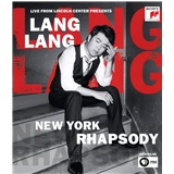 Lang Lang - New York Rhapsody/Live from Lincoln Centre (Bluray)