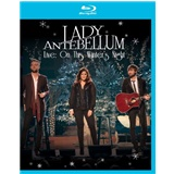 Lady Antebellum - Live On This Winter's Night  (Bluray)