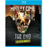 Crue Motley - The End: Live in Los Angeles (Bluray)