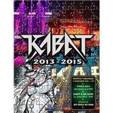 Kabát - Kabát 2013-2015 (3xDVD + CD))