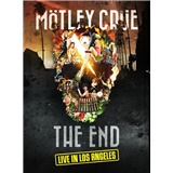 Mötley Crüe - The End: Live in Los Angeles (DVD+CD)