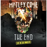 Mötley Crüe - The End: Live in Los Angeles (Limited Bluray+CD)