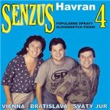 Senzus 4 - Havran (2CD)