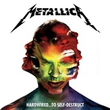 Metallica - Hardwired…To Self-Destruct - Deluxe RED (2x Vinyl)
